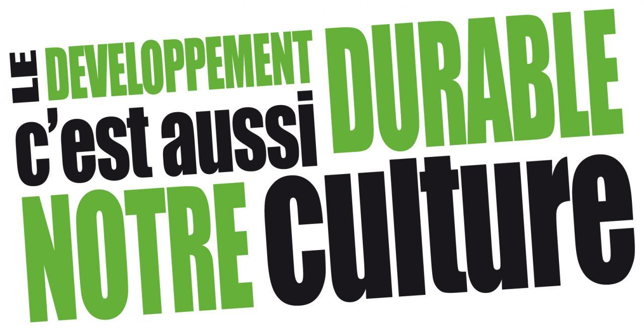 Culture du développement durable